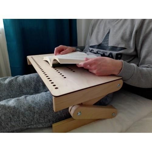 Rastúci stolík